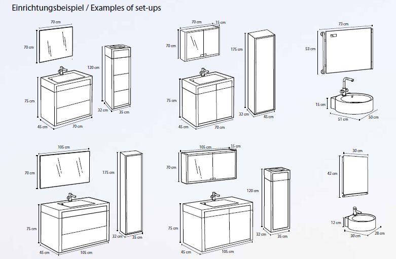 Unterschrank Schubladen: Badezimmer Waschbeckenunterschrank Mit, Badezimmer  Dekoo