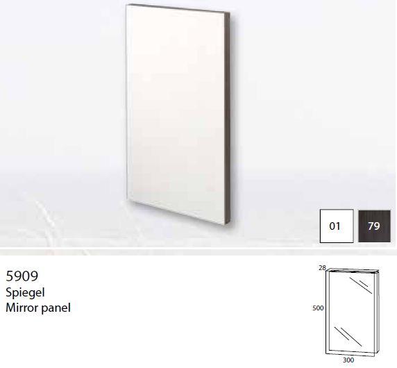 Wellness produkt spiegel und spiegelschr nke coram tiger coram tiger items - Spiegel fur bad und wc ...