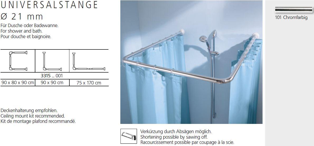 wellness produkt duschvorh nge und zubeh r kleine wolke kleine wolke stange. Black Bedroom Furniture Sets. Home Design Ideas