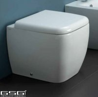 GSG Ceramic Design Lilac Stand-WC