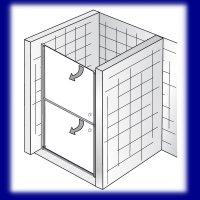 wellness produkt hsk duschabtrennung hsk hsk dreht re exklusiv geteilt. Black Bedroom Furniture Sets. Home Design Ideas