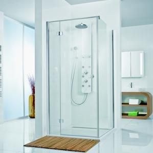 wellness produkt hsk eckl sungen t re mit seitenteil hsk hsk dusche. Black Bedroom Furniture Sets. Home Design Ideas