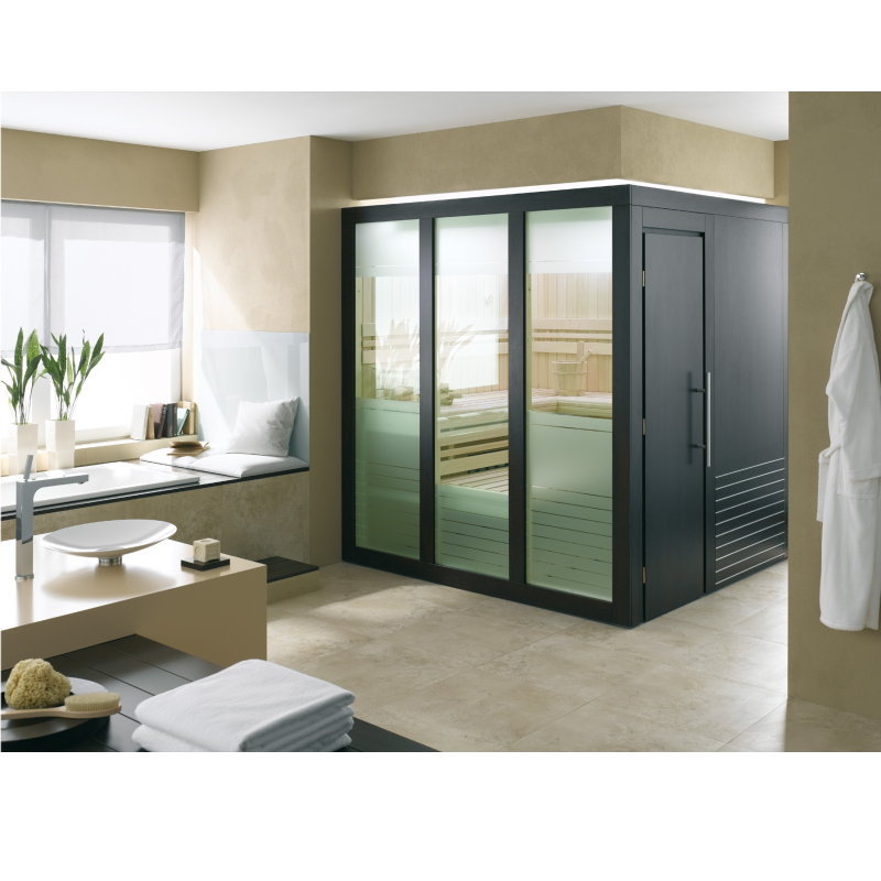 wellness produkt elementsauna helo. Black Bedroom Furniture Sets. Home Design Ideas