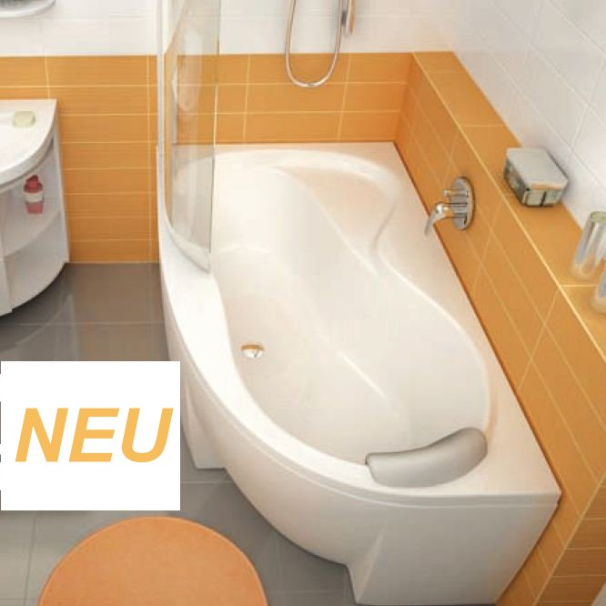 wellness produkt rosa ravak ravak badewanne rosa 95 ihr fachhandel f r. Black Bedroom Furniture Sets. Home Design Ideas
