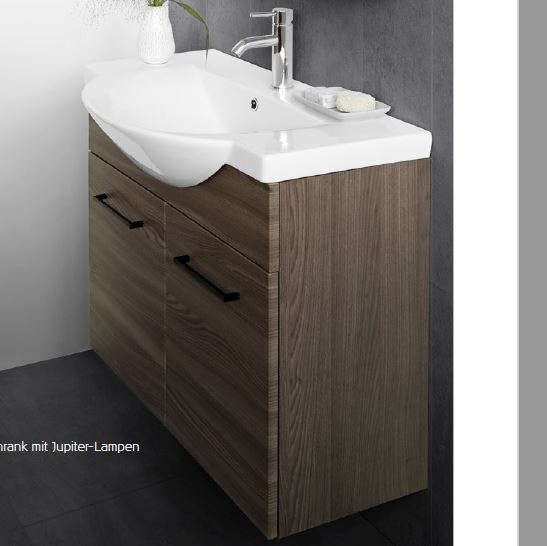 Utroligt wellness-edition.com - Produkt: - Scanbad Waschtischunterschränke ZK43