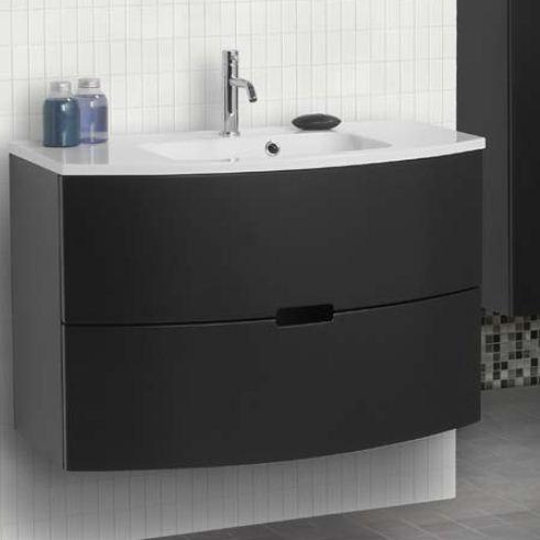 waschbecken mit unterschrank modern. Black Bedroom Furniture Sets. Home Design Ideas
