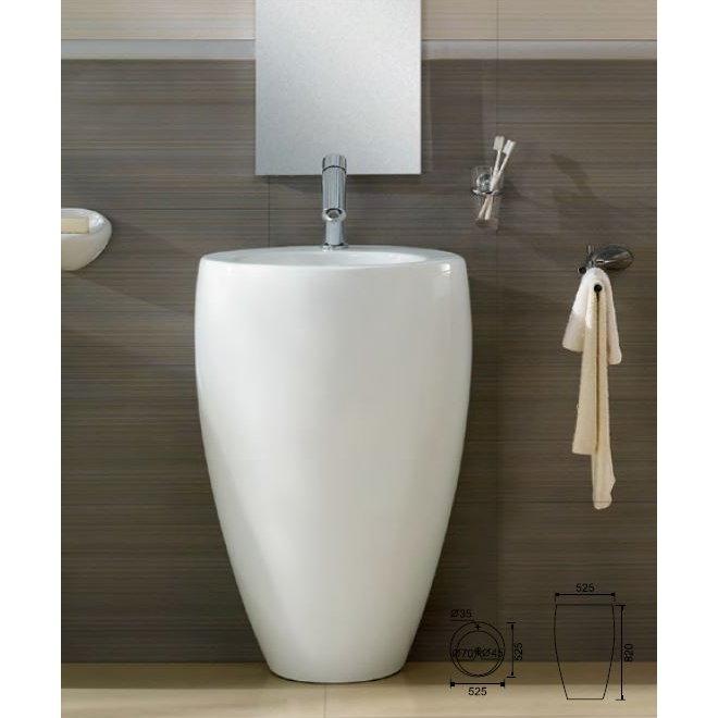 Wellness produkt waschtische und schalen rubicer rubicer stand waschbecken - Wandgehangtes waschbecken beton trendiges design ...